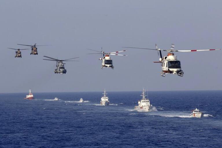Γαλάζια Πατρίδα: Βγαίνει ο τουρκικός στόλος σε Αιγαίο και Μεσόγειο