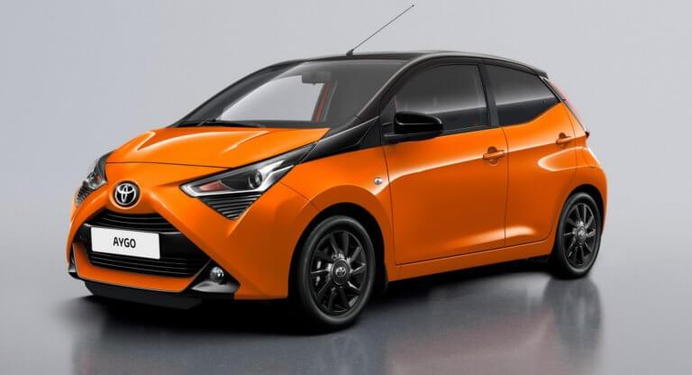 Νέες ειδικές εκδόσεις για το Toyota Aygo   Newsit.gr