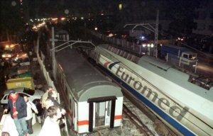 Ισπανία: Ένας νεκρός και 8 τραυματίες στη μετωπική σύγκρουση τρένων