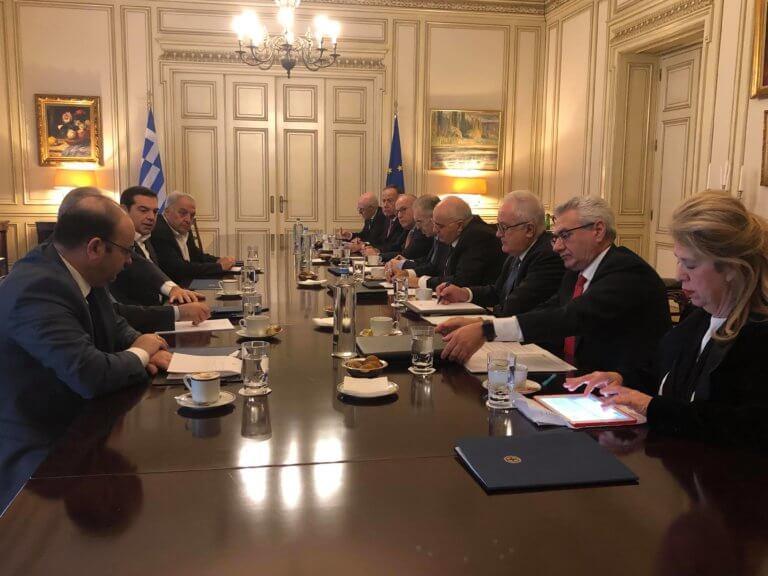 Νέα συνάντηση στο Μαξίμου για τα κόκκινα δάνεια | Newsit.gr