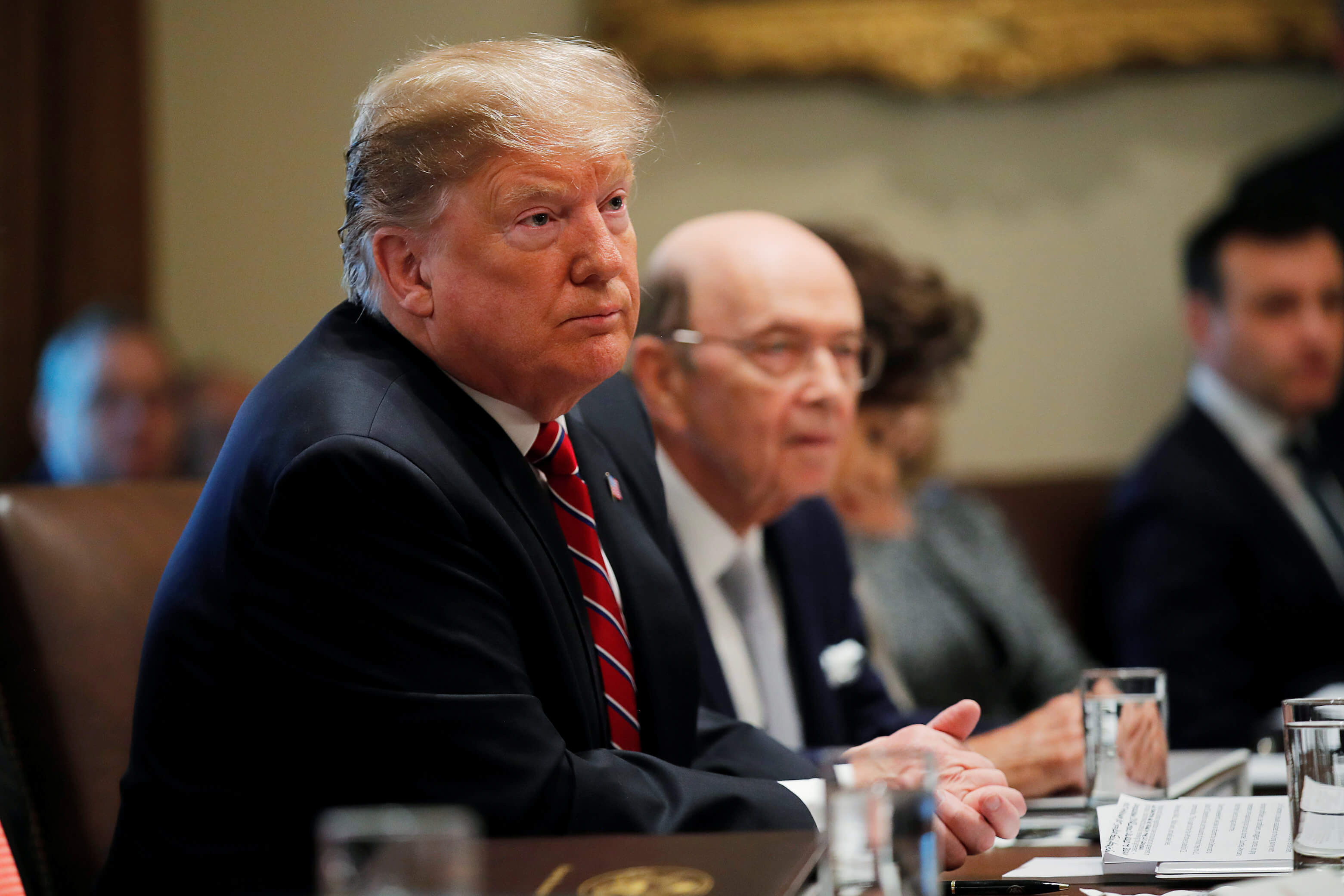 Απέτρεψαν στο… παρά 5' νέο shutdown στις ΗΠΑ – Οργή για την κατάσταση έκτακτης ανάγκης που θα κηρύξει ο Τραμπ