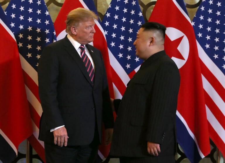 Τραμπ: Εάν η Βόρεια Κορέα έχει πυρηνικά όπλα δεν θα έχει οικονομικό μέλλον | Newsit.gr