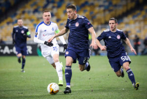 Ντιναμό Κιέβου – Ολυμπιακός 1-0 ΤΕΛΙΚΟ: Αποκλείστηκαν οι Πειραιώτες – video