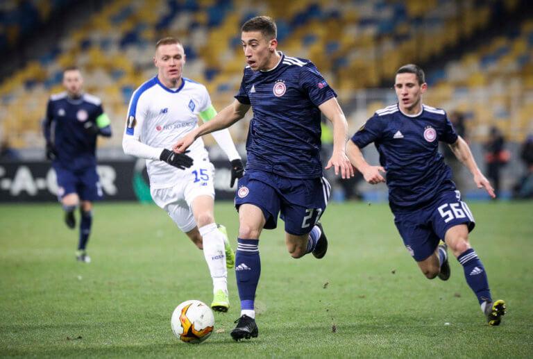 Ντιναμό Κιέβου – Ολυμπιακός 1-0 ΤΕΛΙΚΟ: Αποκλείστηκαν οι Πειραιώτες – video | Newsit.gr