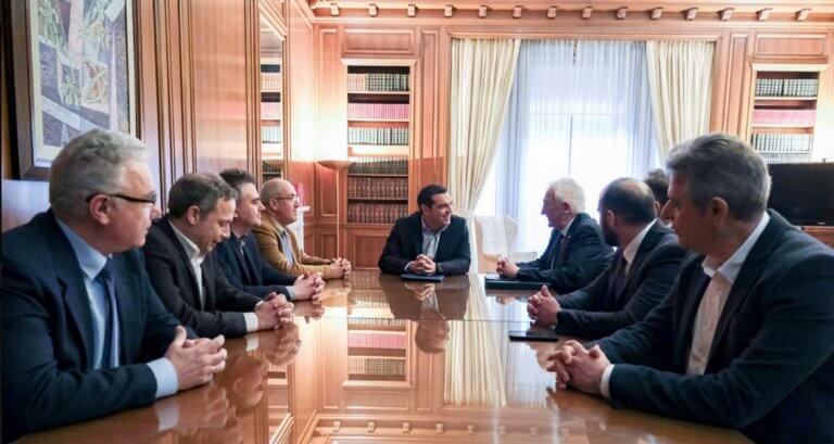 Τη μελέτη της Ανεξάρτητης Επιτροπής για τη Διαχείριση των Πυρκαγιών παρέλαβε ο Τσίπρας | Newsit.gr