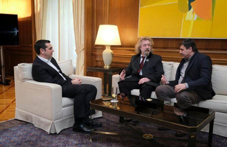Τσίπρας: Εθνικός συντονιστής για την αντιμετώπιση των ναρκωτικών ο Χρήστος Κουϊμτσίδης