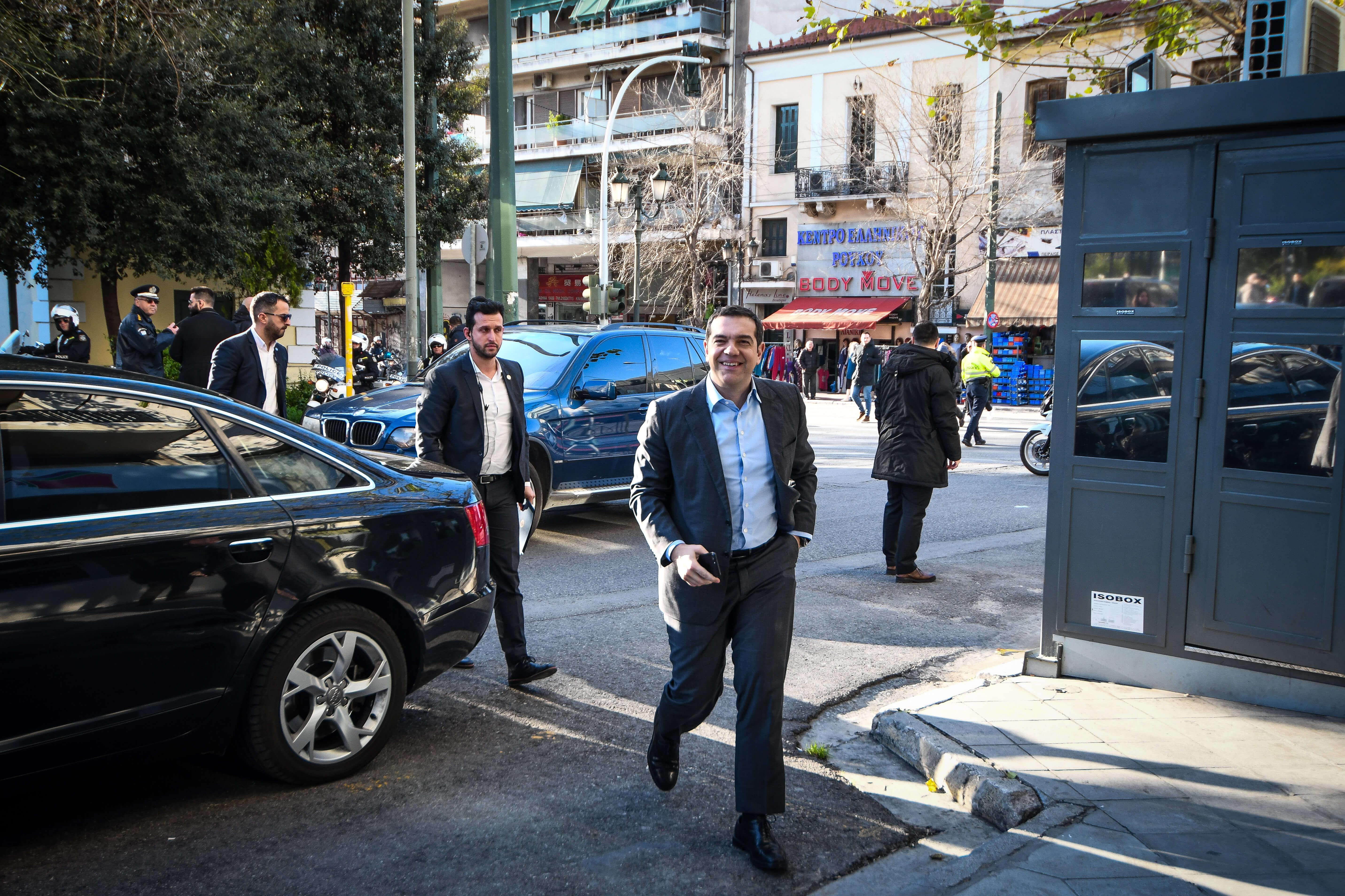 Αρχές Μαρτίου αποφασίζει ο ΣΥΡΙΖΑ για ευρωβουλευτές