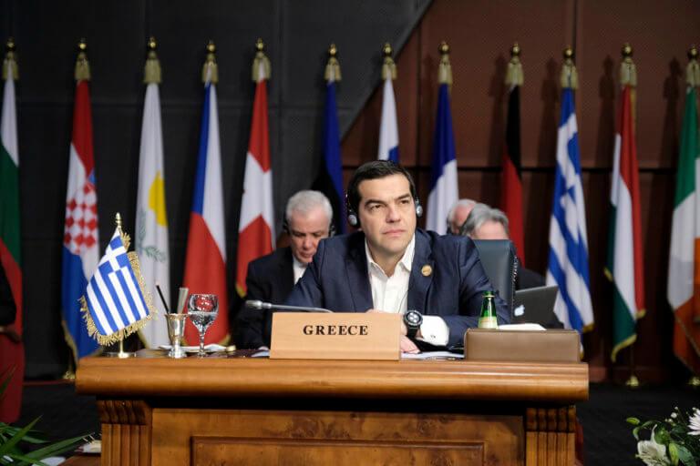 Τσίπρας: Η Ελλάδα επιδιώκει σταθερά να αποτελεί καταλύτη και γέφυρα του ευρωαραβικού διαλόγου | Newsit.gr