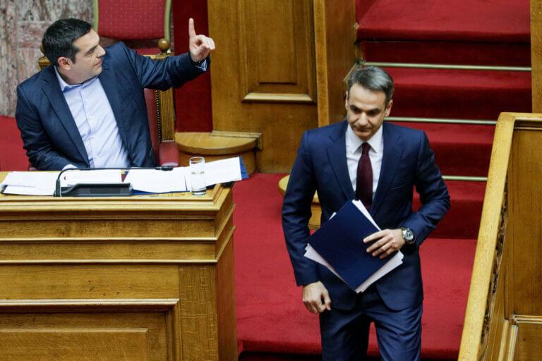 Σκληρή κόντρα Τσίπρα – Μητσοτάκη για τον Πρόεδρο της Δημοκρατίας | Newsit.gr