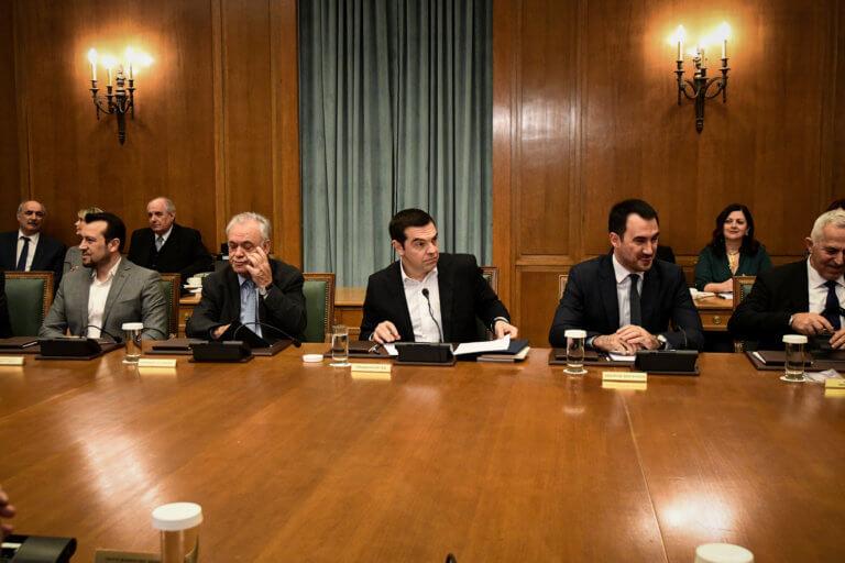 Υπουργικό συμβούλιο την Τετάρτη στην Βουλή | Newsit.gr