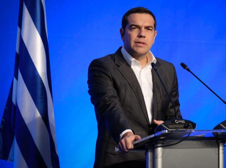 Τσίπρας: Ο φασισμός τσακίζεται στην πράξη | Newsit.gr