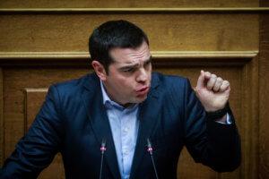 Τσίπρας σε Μητσοτάκη: Παίζετε παιχνίδια με τον ΠτΔ! Τρομάρα σας, όταν γίνετε πρωθυπουργός…
