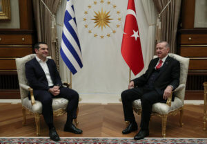 Πώς αποτιμούν διπλωματικές πηγές τη συνάντηση Τσίπρα – Ερντογάν