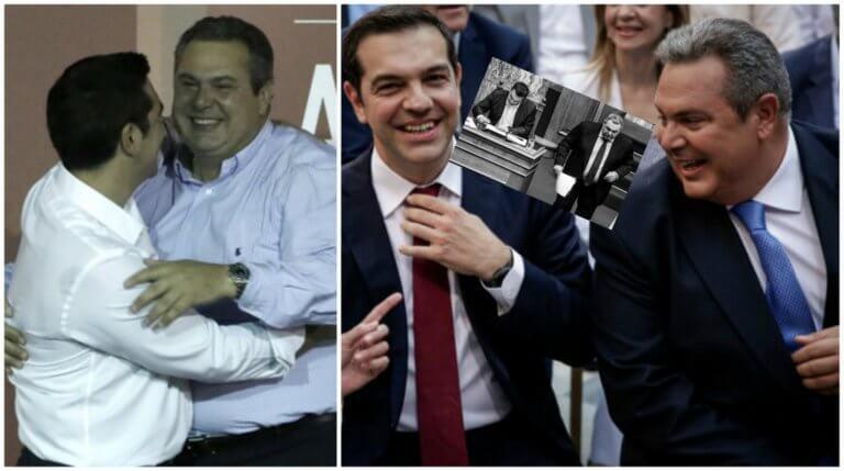 Πρώτη φορά… ΝΑΤΟϊκά! «Πολεμικό» διαζύγιο οι Τσίπρας – Καμμένος σε live μετάδοση | Newsit.gr