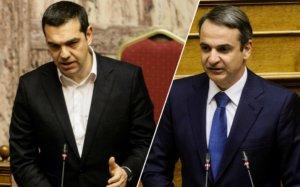 Δημοσκόπηση ΚΑΠΑ Research για Ευρωεκλογές: Στο 4,1% η διαφορά ΝΔ – ΣΥΡΙΖΑ