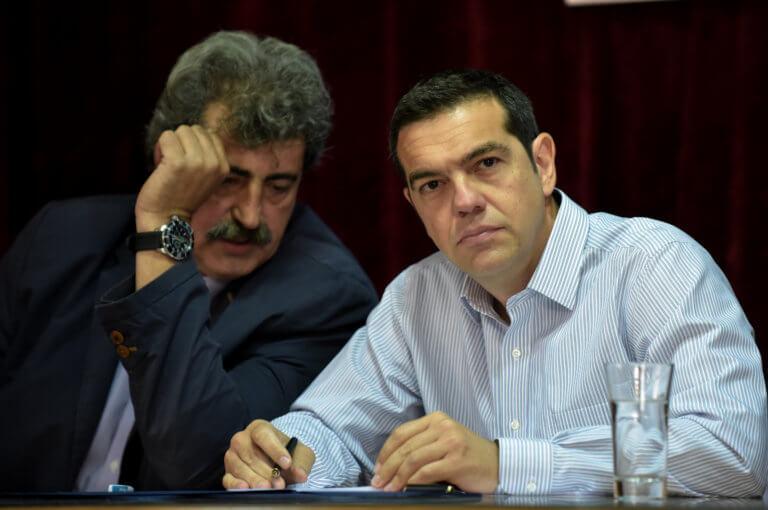 Ενοχλημένος ο Τσίπρας από τους χειρισμούς Πολάκη | Newsit.gr