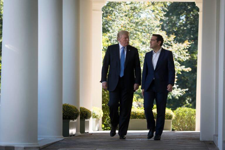 «Θύμωσε» ο… Τραμπ για τη στήριξη ΣΥΡΙΖΑ στον Μαδούρο – «Παρατηρήσεις» στην Αθήνα