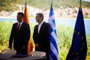 Γκουτέρες στηρίζει Τσίπρα και Ζάεφ για το Νόμπελ Ειρήνης