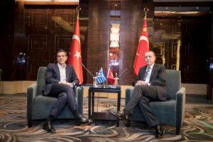 Επίσκεψη Τσίπρα στην Τουρκία: Όλα στο τραπέζι από τον Ερντογάν