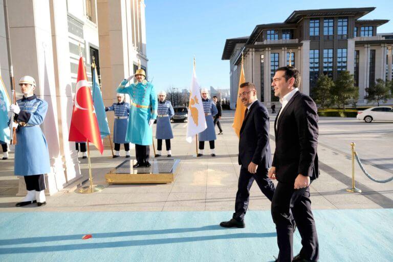 Live: Σε εξέλιξη η συνάντηση Τσίπρα – Ερντογάν στο Λευκό Παλάτι – Και ο Οικουμενικός Πατριάρχης στο δείπνο | Newsit.gr