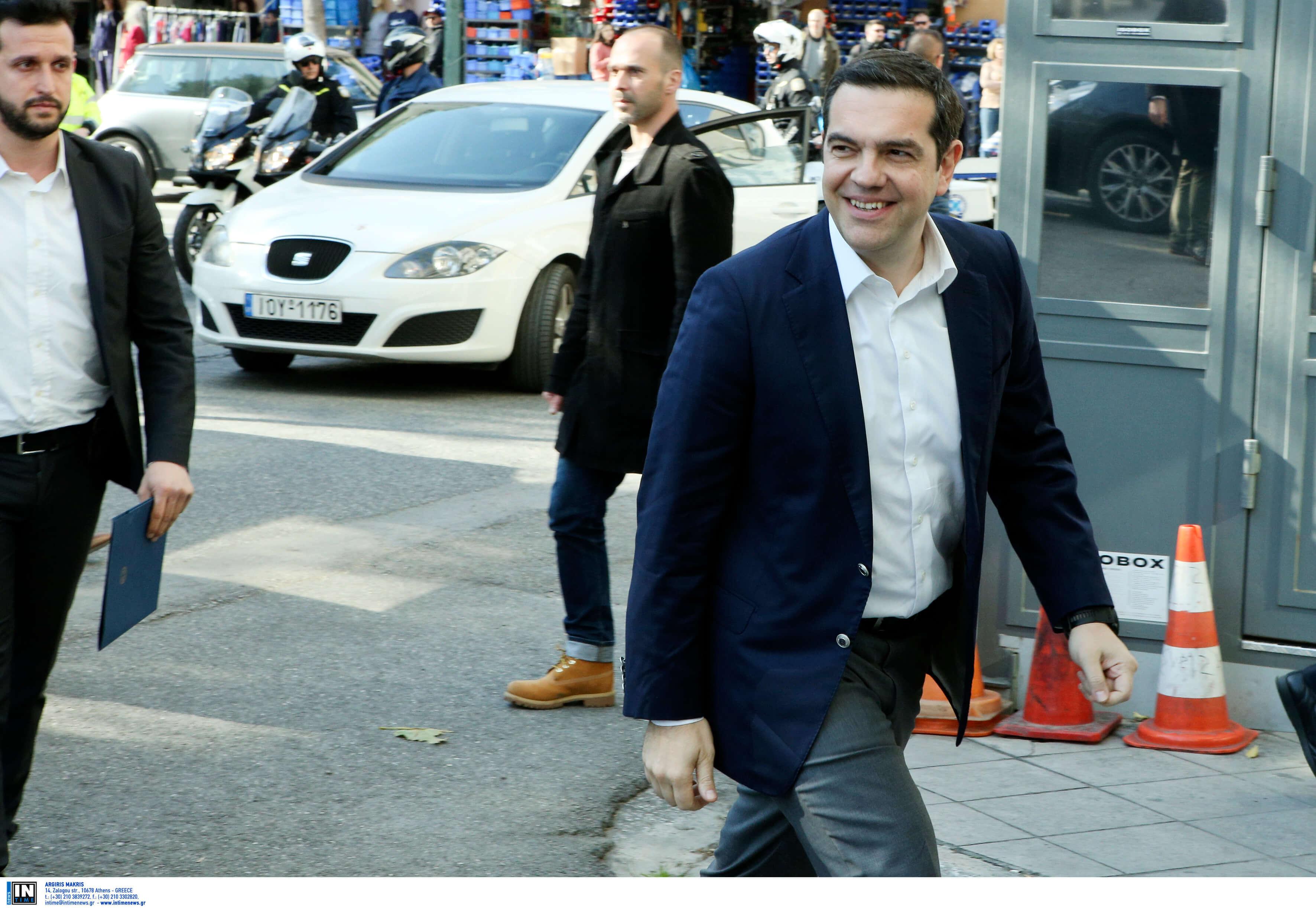 Ο Τσίπρας όρισε πότε θα γίνουν εκλογές
