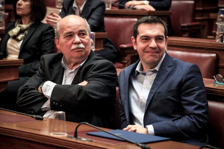 Επιστολή Τσίπρα σε Βούτση: Καμία αλλαγή στον Κανονισμό της Βουλής – Δεν είμαι εκβιαζόμενος! | Newsit.gr