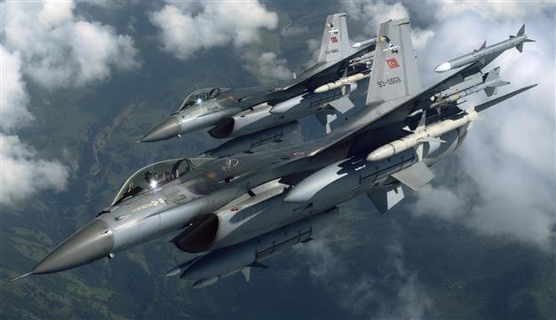 Έτσι ο Ερντογάν καταστρέφει την Πολεμική Αεροπορία της Τουρκίας!
