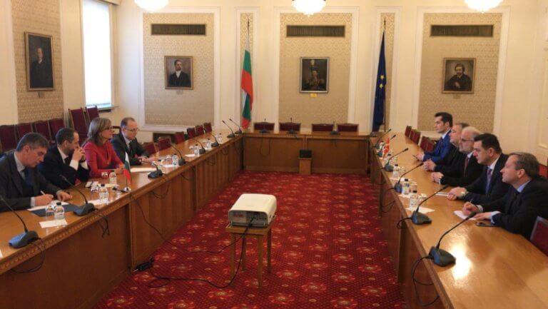 Επικύρωσε το πρωτόκολλο ένταξης της Βόρειας Μακεδονίας στο ΝΑΤΟ η Βουλγαρία   Newsit.gr