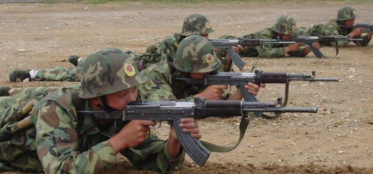 This is the answer of the Chinese to the legendary AK-47 of