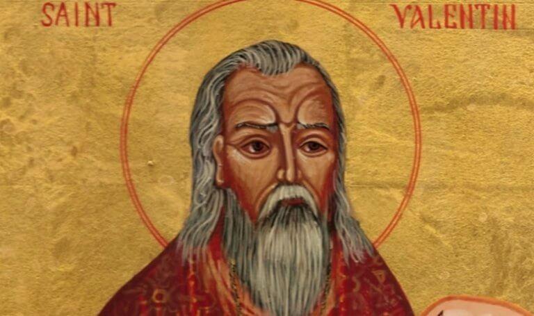 Πώς ο Άγιος Βαλεντίνος έγινε ο προστάτης των ερωτευμένων