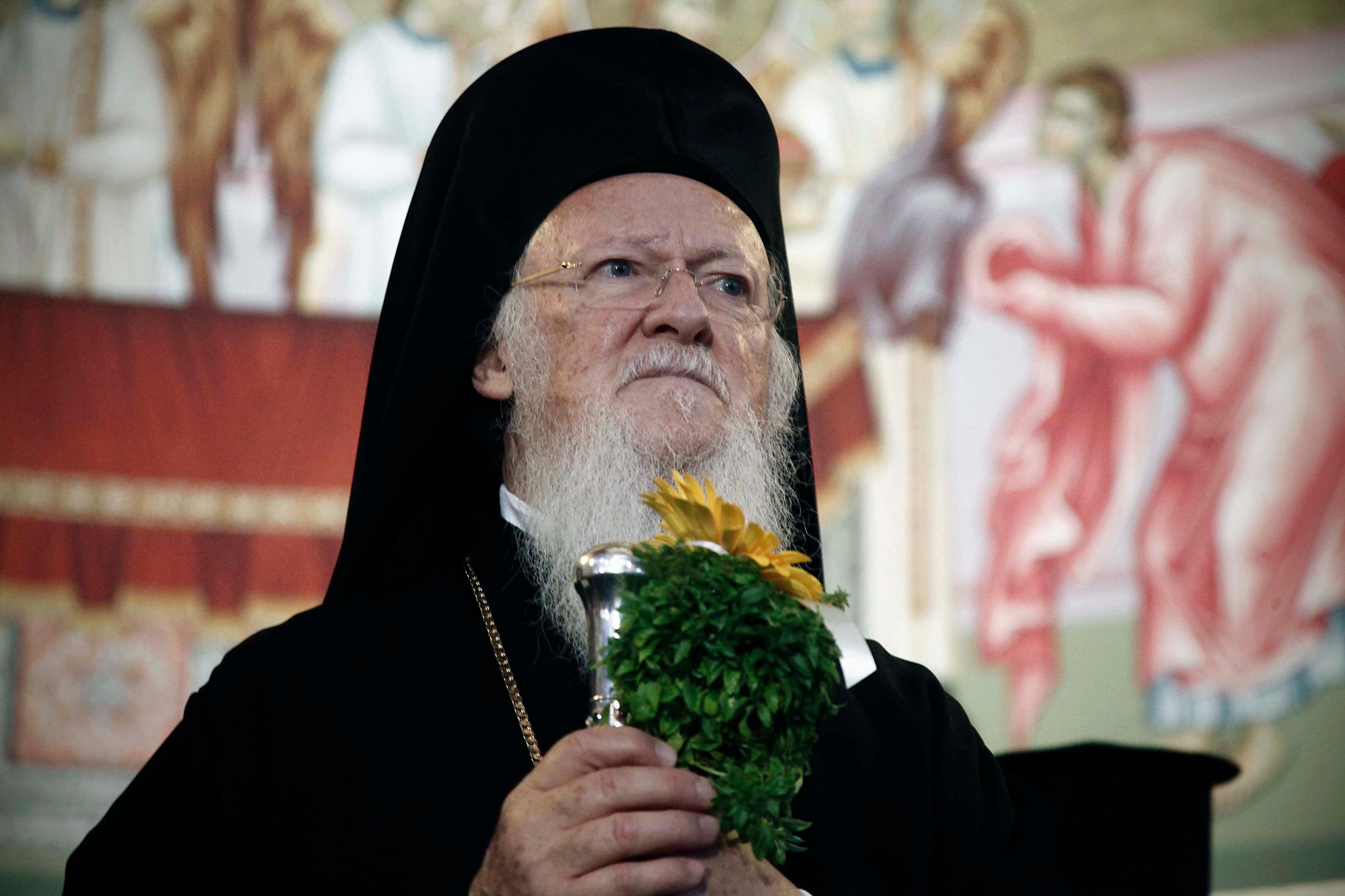Κίνηση – έκπληξη από τον Ερντογάν: Κάλεσε τον Πατριάρχη Βαρθολομαίο στο δείπνο προς τιμήν του Αλέξη Τσίπρα