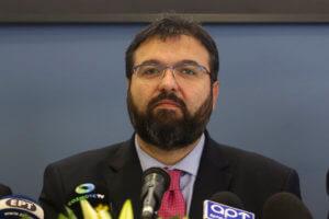 Βασιλειάδης: «Η διαιτησία έχει φύγει από την ΕΠΟ»