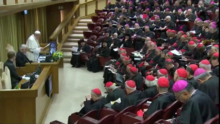 Κρίσιμη σύνοδος στο Βατικανό για την σεξουαλική κακοποίηση στους κόλπους της εκκλησίας | Newsit.gr