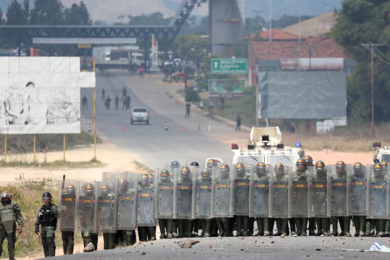 Βενεζουέλα: Να τερματιστεί η βία ζητά η Ύπατη Αρμοστεία | Newsit.gr
