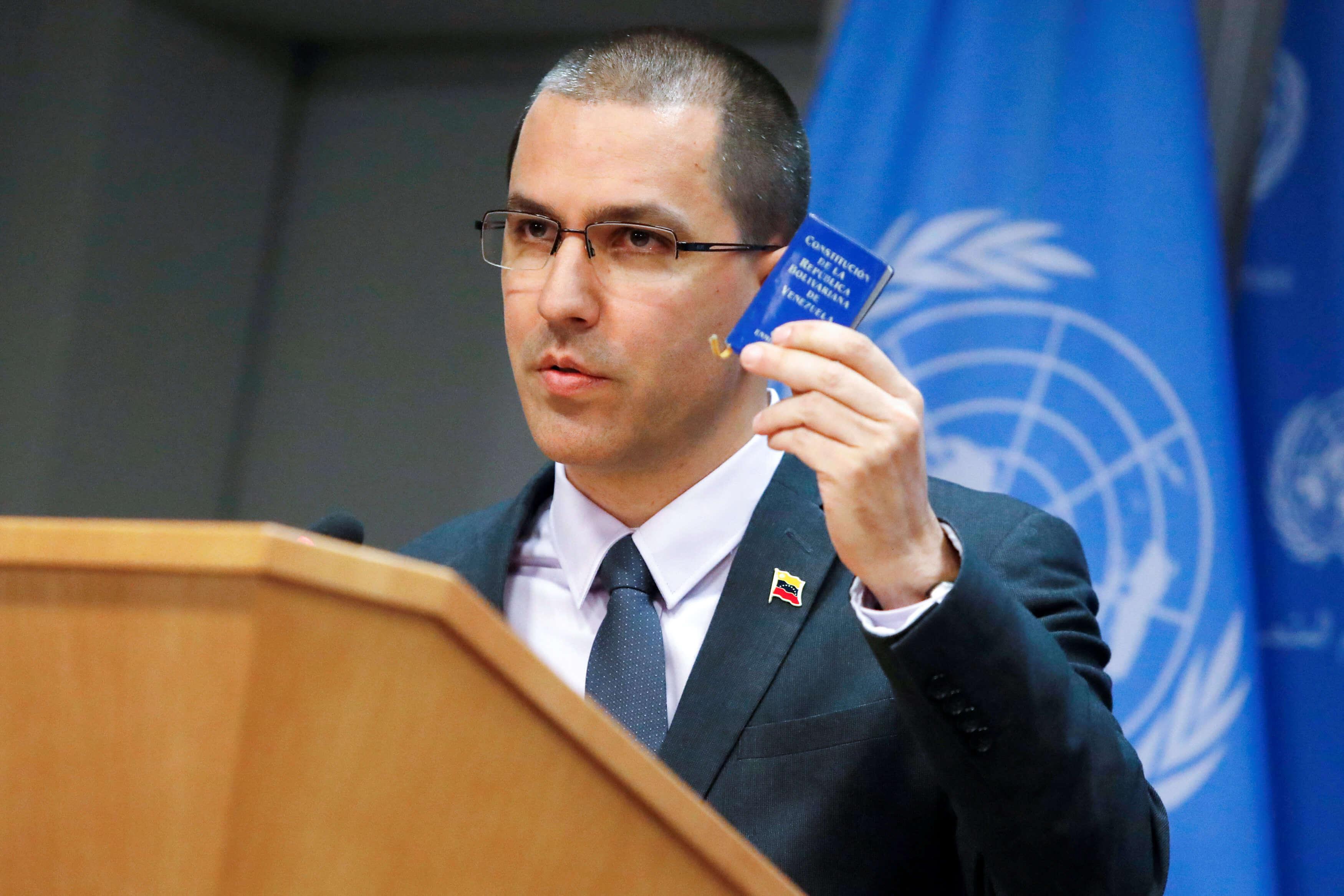 Βενεζουέλα: Συνάντηση Μαδούρο – Τραμπ ζητά ο υπουργός Εξωτερικών της χώρας