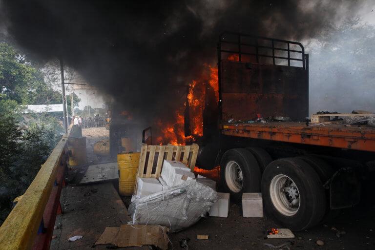Σοκ! Ένα 14χρονο παιδί ανάμεσα στους νεκρούς στη Βενεζουέλα! | Newsit.gr