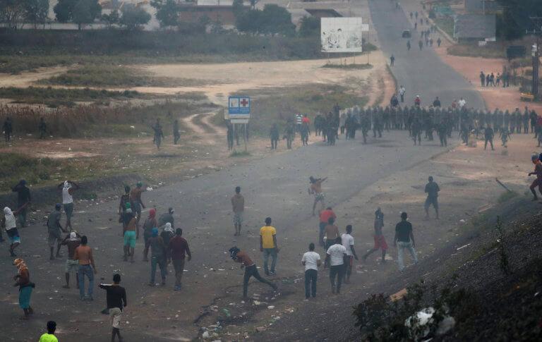 Βενεζουέλα: Μετρημένες οι μέρες του Μαδούρο λέει ο Πομπέο