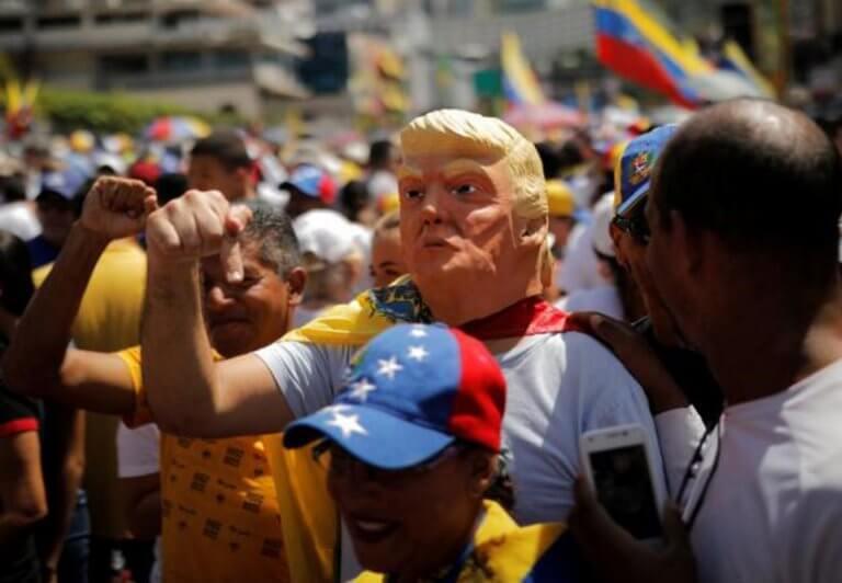 Βενεζουέλα: Η ντροπή μας | Newsit.gr