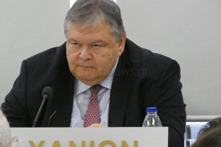 Βενιζέλος: Η κυβέρνηση εκβιάζει και αλλοιώνει τους θεσμούς για να παραμείνει στην εξουσία   Newsit.gr