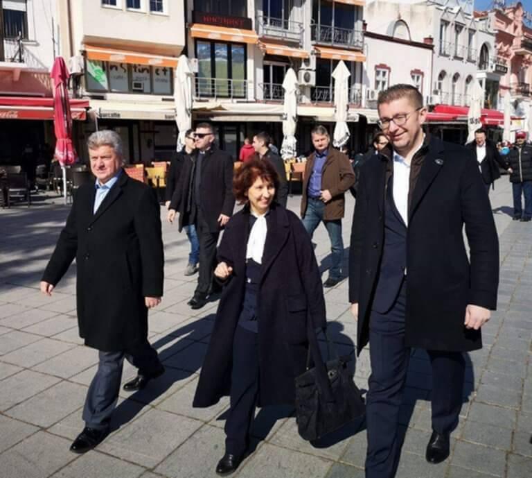 Βόρεια Μακεδονία – Γκορντάνα Σιλιάνοφσκα: Ποιά είναι η υποψήφια του VMRO – DPMNE στις προεδρικές εκλογές | Newsit.gr