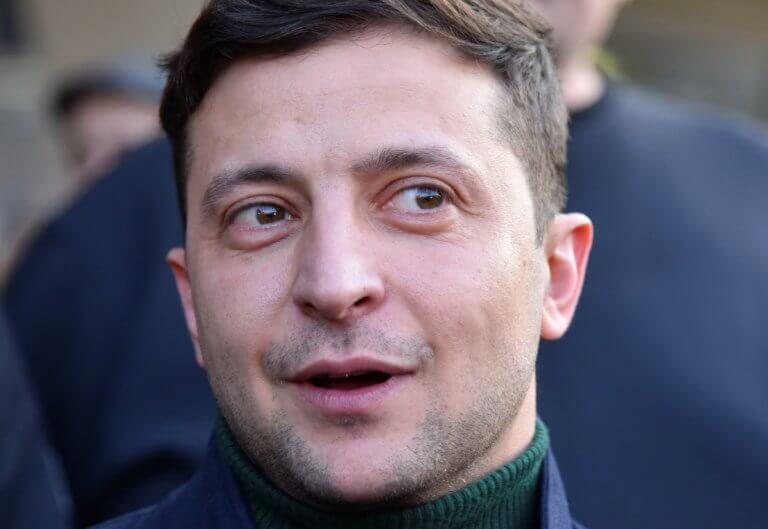 Ουκρανία: Ένας κωμικός πάει για πρόεδρος! Σαρώνει στις δημοσκοπήσεις