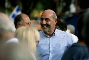 Γιώργος Βουλγαράκης: Επιστρέφει στην πολιτική – Υποψήφιος δήμαρχος Αθηναίων!