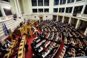 Βουλή – LIVE: «Πόλεμος» για τη συνταγματική αναθεώρηση