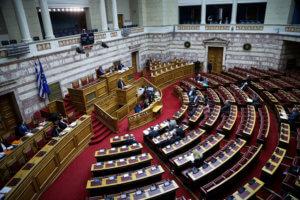 Άρση ασυλίας για Μπαρμπαρούση και Κυρίτση ψήφισε η Βουλή
