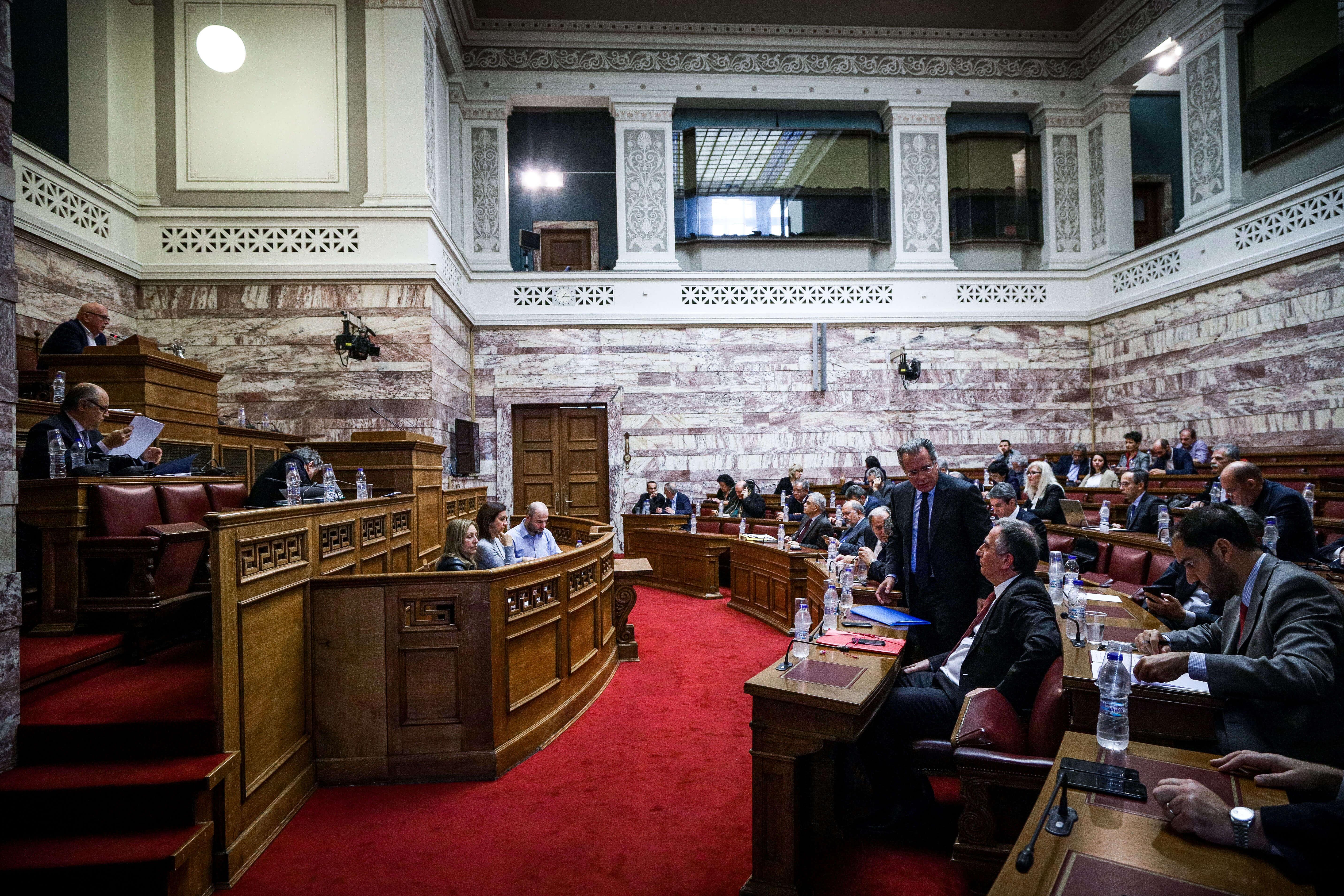 Πέρασε κατά πλειοψηφία το σχέδιο νόμου για την ένταξη της Βόρειας Μακεδονίας στο ΝΑΤΟ