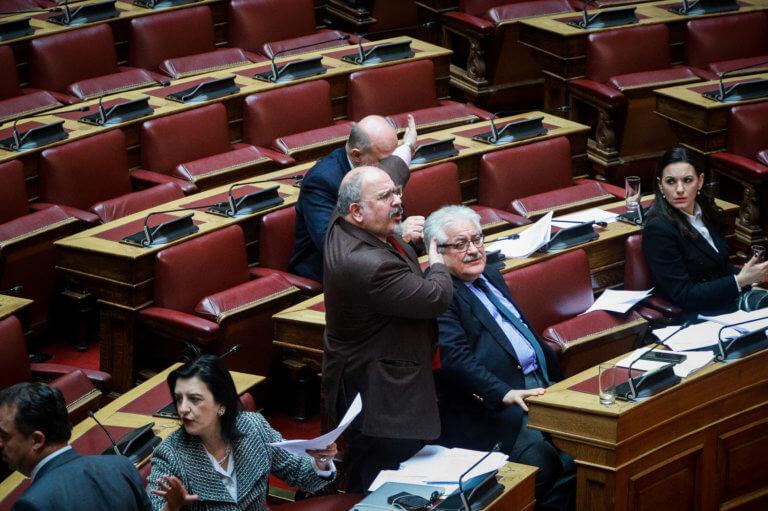 Κόντρες εκτός ελέγχου στη Βουλή για τον Νίκο Γεωργιάδη | Newsit.gr