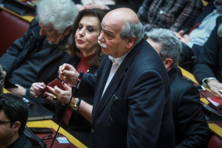 Βούτσης: Γιατί σταμάτησα τον Παπαχριστόπουλο από το να παραιτηθεί