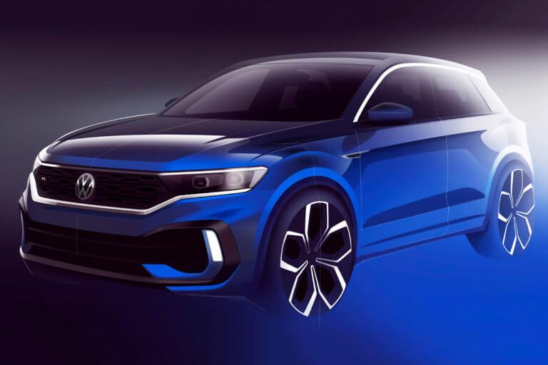 Έρχεται η πιο «καυτή» έκδοση του VW T-Roc | Newsit.gr