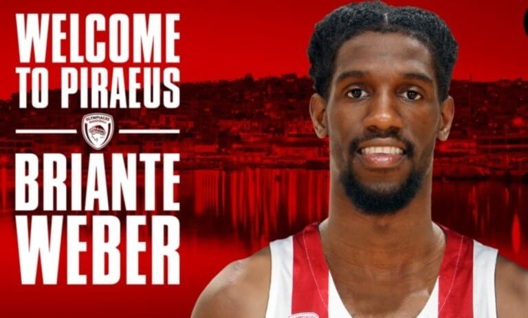 Ολυμπιακός: Επίσημο! «Ερυθρόλευκος» ο Γουέμπερ – video | Newsit.gr