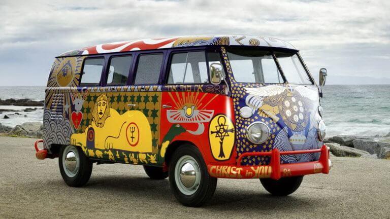 Το θρυλικό VW Light Bus επιστρέφει στο Woodstock [vid]   Newsit.gr